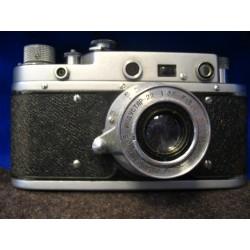 Fotokamera Zorkii C Russia.lot-r336