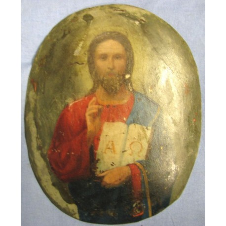 Russian Icon,   Lot-r1854a