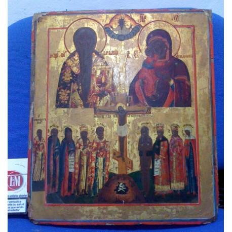 Russian Icon, Villi