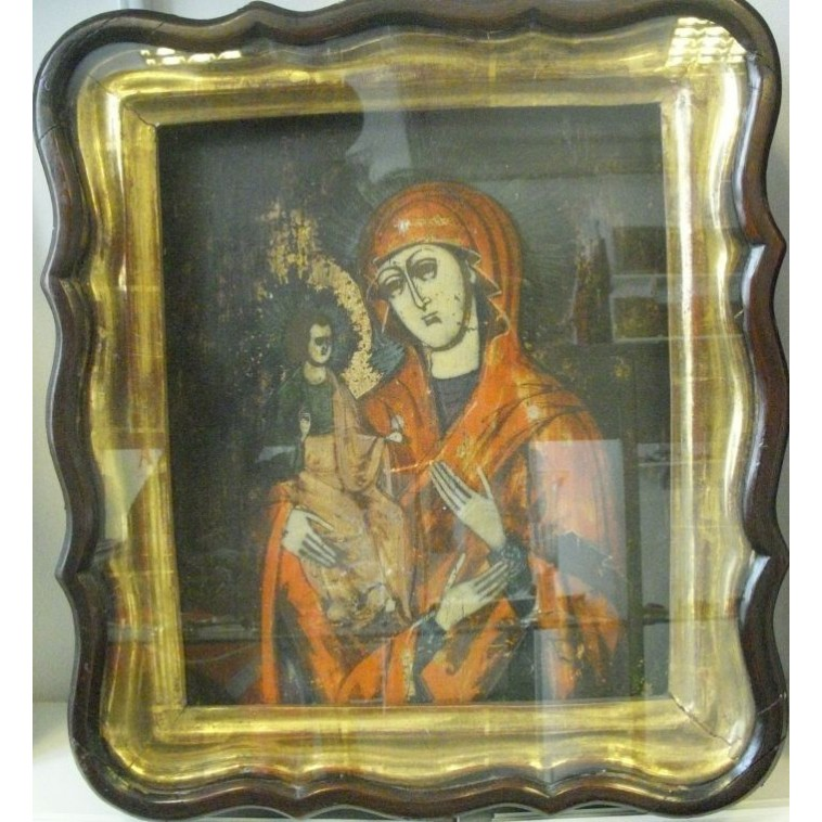 Russian Icon. Lot-m2-368