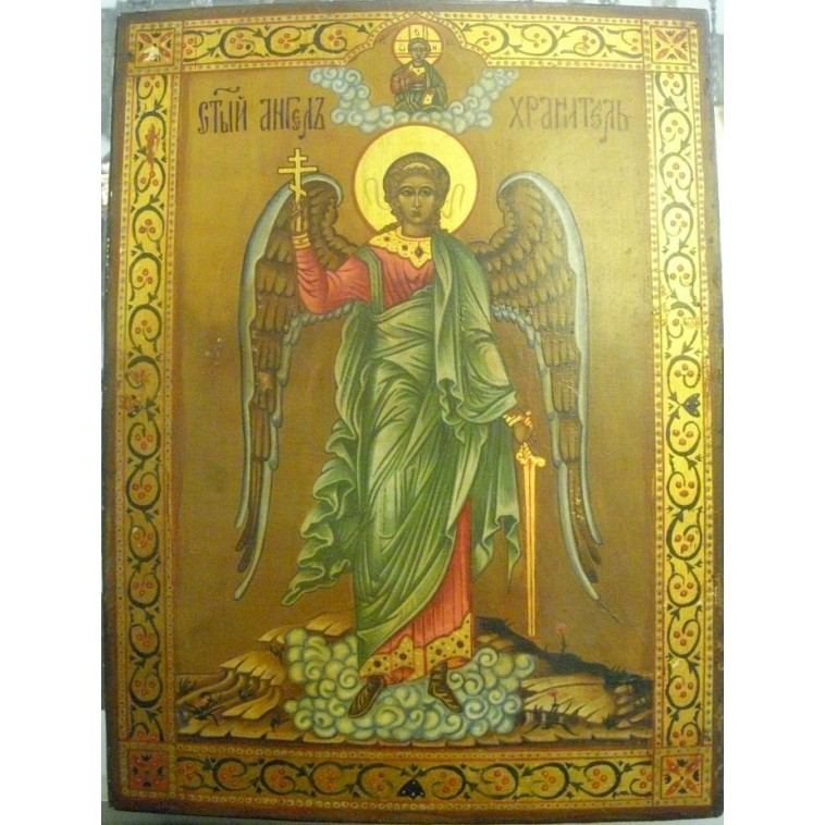 Russian Icon. Lot-m2-359