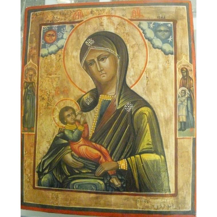 Russian Icon. Lot-m2-302