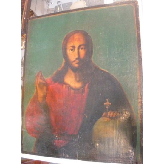 Russian Icon. Lot-m2-189