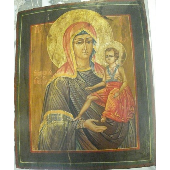 Russian Icon. Lot-m2-304