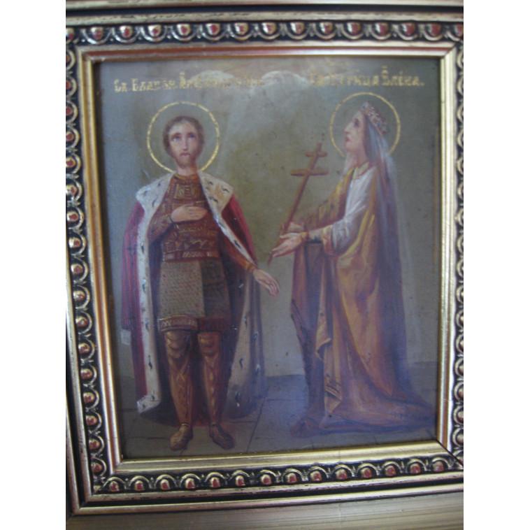 Alexander Nevsky and Jelena