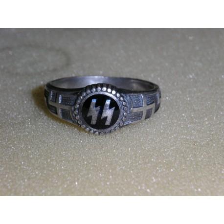 German ring. Copy.Silver.lot -4