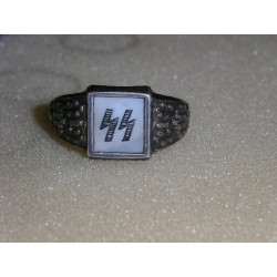German ring. Copy.Silver.lot -5