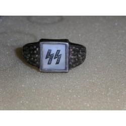 German ring. Copy.Silver.lot -5