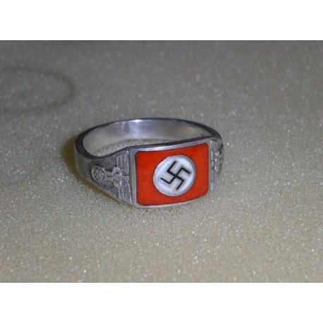 German ring. Copy.Silver.lot -6