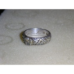German ring. Copy.Silver.lot -7