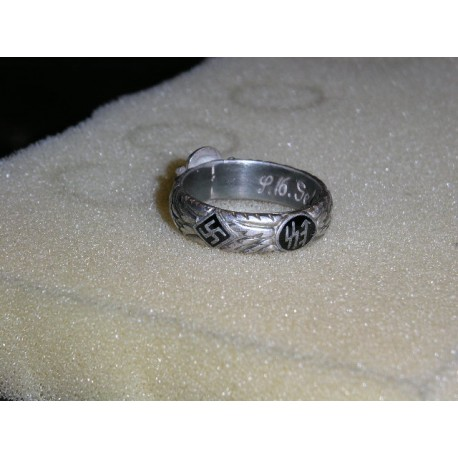 German ring. Copy.Silver.lot -8