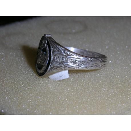 German ring. Copy.Silver.lot -3
