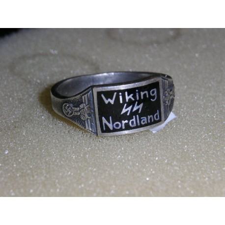 German ring. Copy.Silver.lot -9