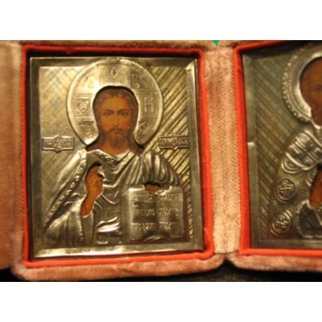 Russian icon,lot- k 818