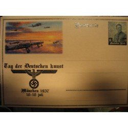 nazi postcards  lot-2222
