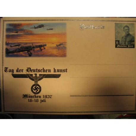 nazi postcards  lot-2222