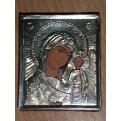 Russian icon,silver risa 84 lot- 2299k