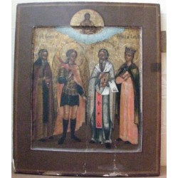Russian Icon, Lot-g7