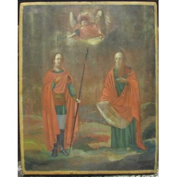Russian Icon, Lot-m2-1