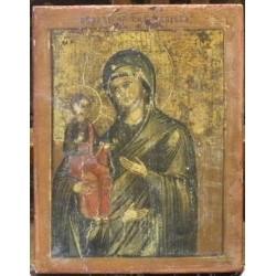 Russian Icon, Lot-m2-19