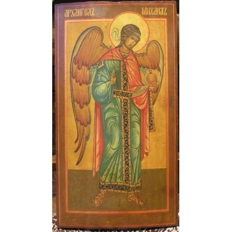 Russian Icon,   Lot-m2-268