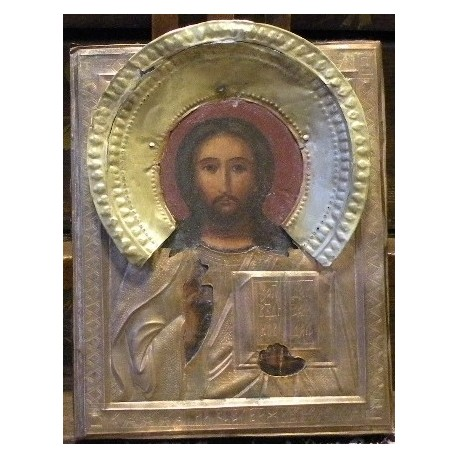 Russian icon, Lot-m2-199