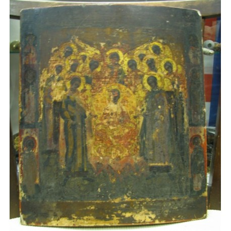 Russian Icon, Lot-132
