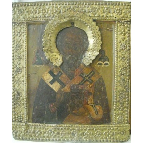 Russian Icon. Lot-m2-460