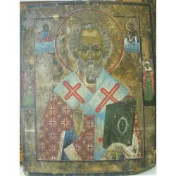 Russian Icon. Lot-m2-301