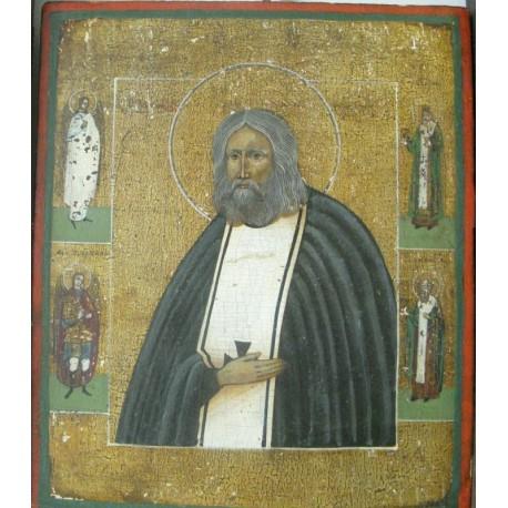 Russian Icon. Lot-m2-401