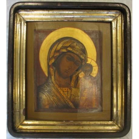 Russian Icon,   Lot-3110 + Lot-3048