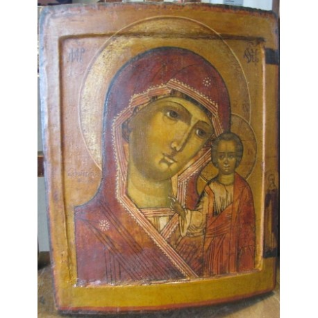 Russian icon,  lot-3134
