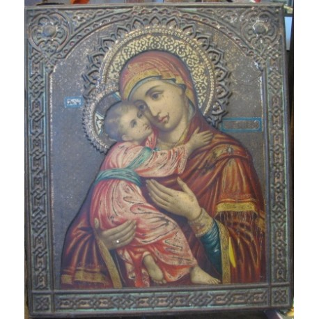 Russian Icon,   Lot-v1681
