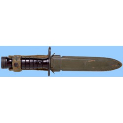 Lot-r1666e Italian M70 Knife Bayonet