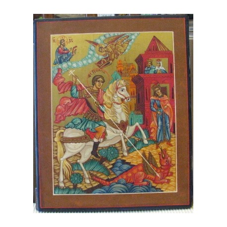 Russian Icon,  Lot-3140