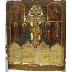 Russian Icon, Lot-138a