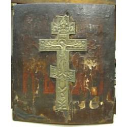 Russian Icon, Lot-140a