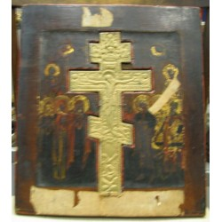 Russian Icon, Lot-141a